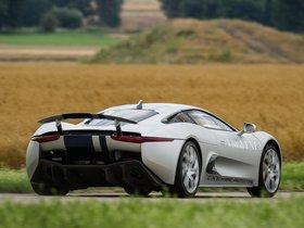 Ver foto 22 de Jaguar C-X75 Hybrid Prototype 2013