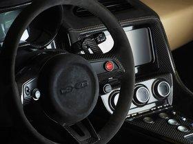 Ver foto 11 de Jaguar C-X75 Hybrid Prototype 2013