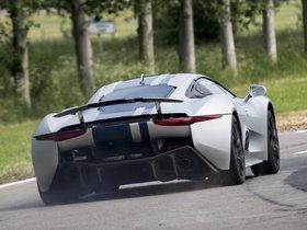 Ver foto 15 de Jaguar C-X75 Hybrid Prototype 2013