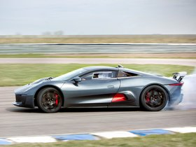 Ver foto 9 de Jaguar C-X75 Hybrid Prototype 2013