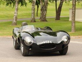 Ver foto 16 de Jaguar D-Type 1955