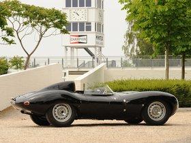 Ver foto 11 de Jaguar D-Type 1955
