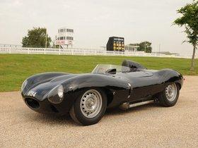 Ver foto 8 de Jaguar D-Type 1955