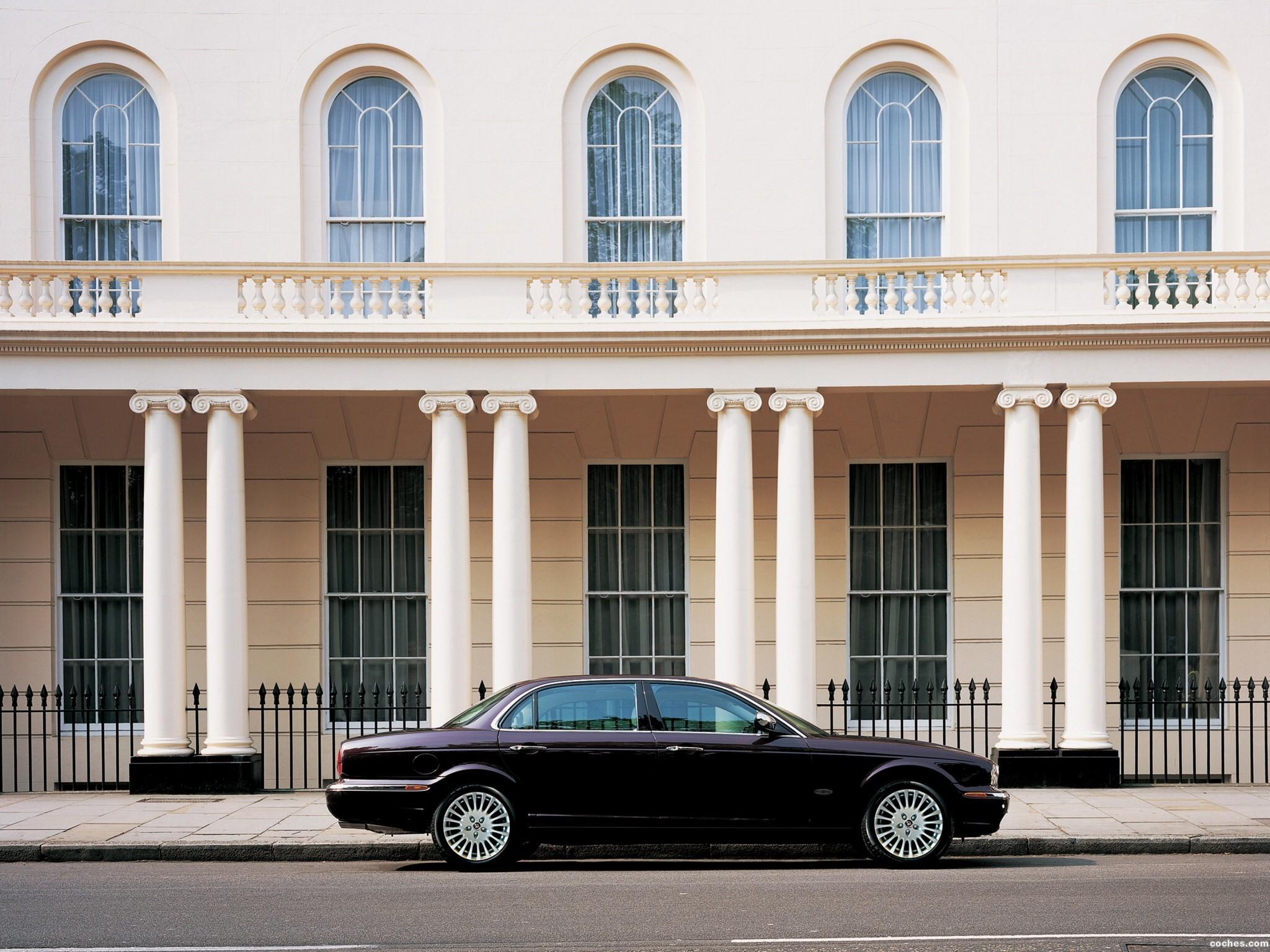 Foto 6 de Jaguar Daimler Super Eight 2005