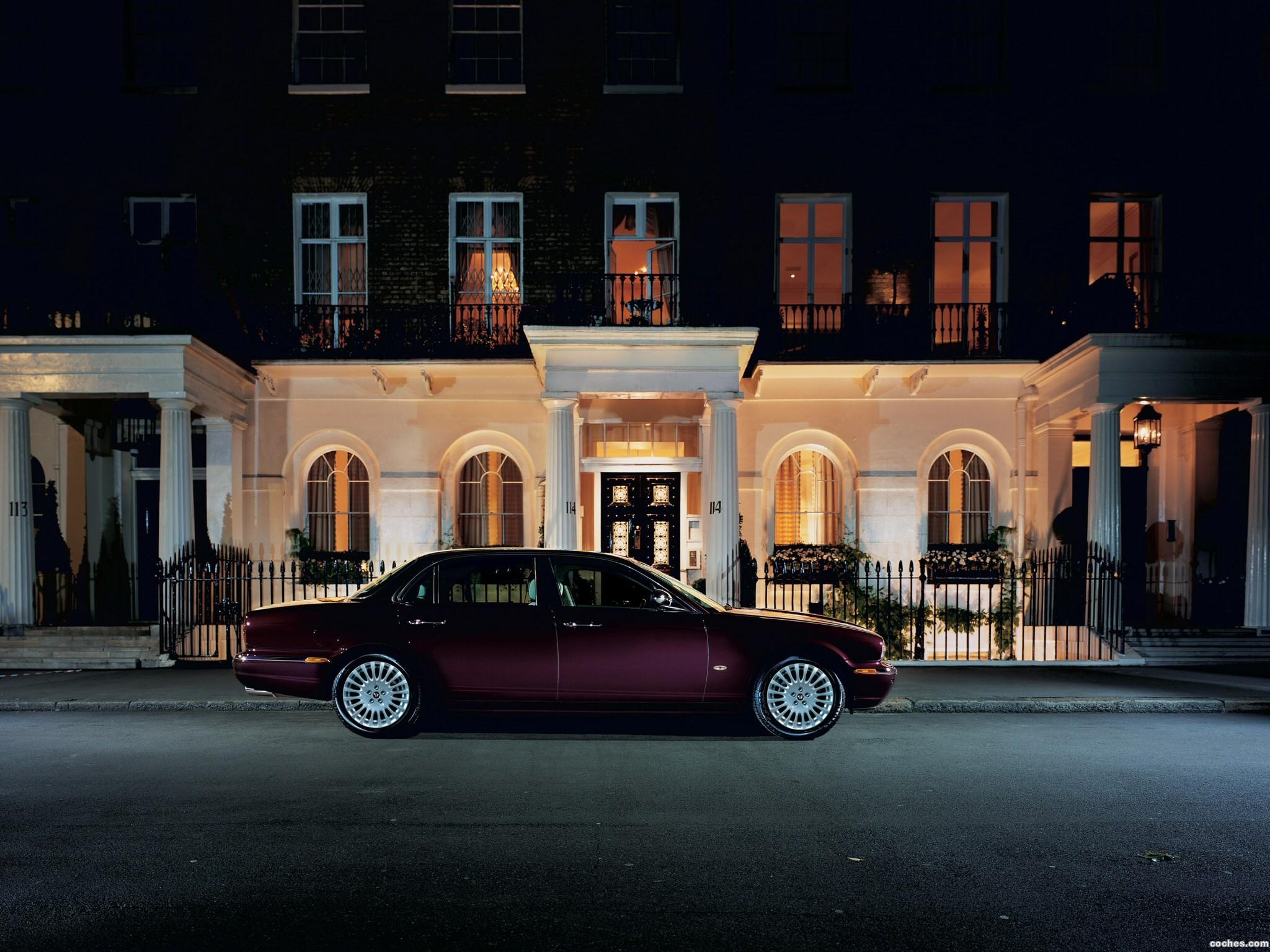 Foto 4 de Jaguar Daimler Super Eight 2005