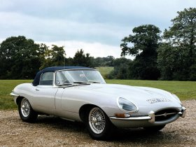 Ver foto 10 de Jaguar E-Type Roadster Series I 1961