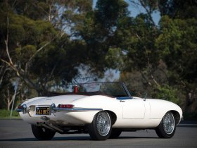 Ver foto 7 de Jaguar E-Type Roadster Series I 1961