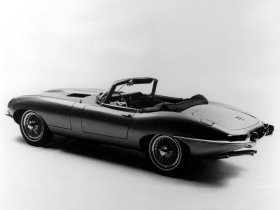 Ver foto 6 de Jaguar E-Type Roadster Series I 1961