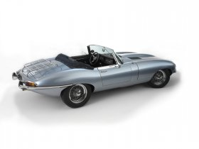 Ver foto 4 de Jaguar E-Type Roadster Series I 1961