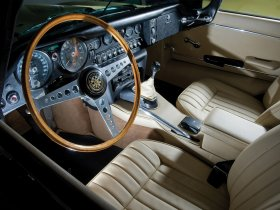Ver foto 6 de Jaguar E-Type Roadster Series II 1968
