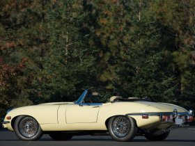 Ver foto 2 de Jaguar E-Type Roadster Series II 1968