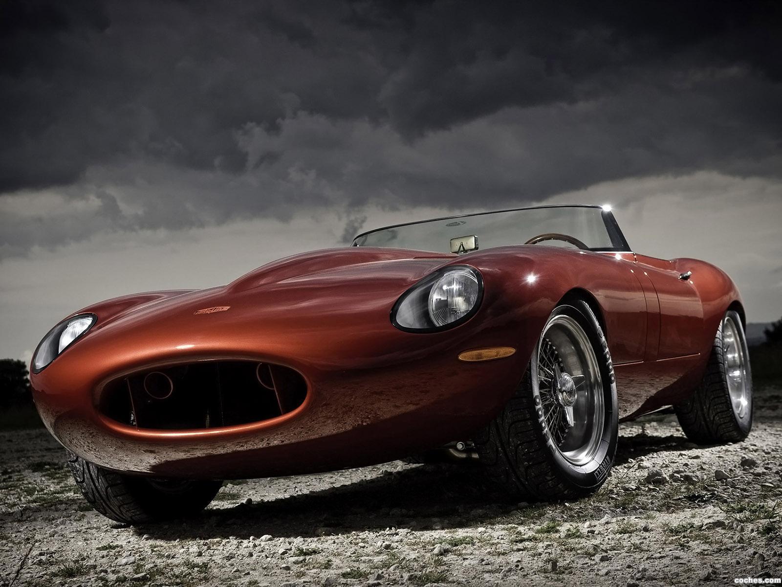 Foto 0 de Jaguar E-Type Speedster Eagle 2011