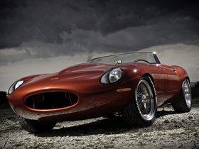 Fotos de Jaguar E-Type Speedster Eagle 2011