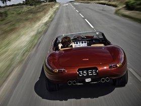 Ver foto 4 de Jaguar E-Type Speedster Eagle 2011