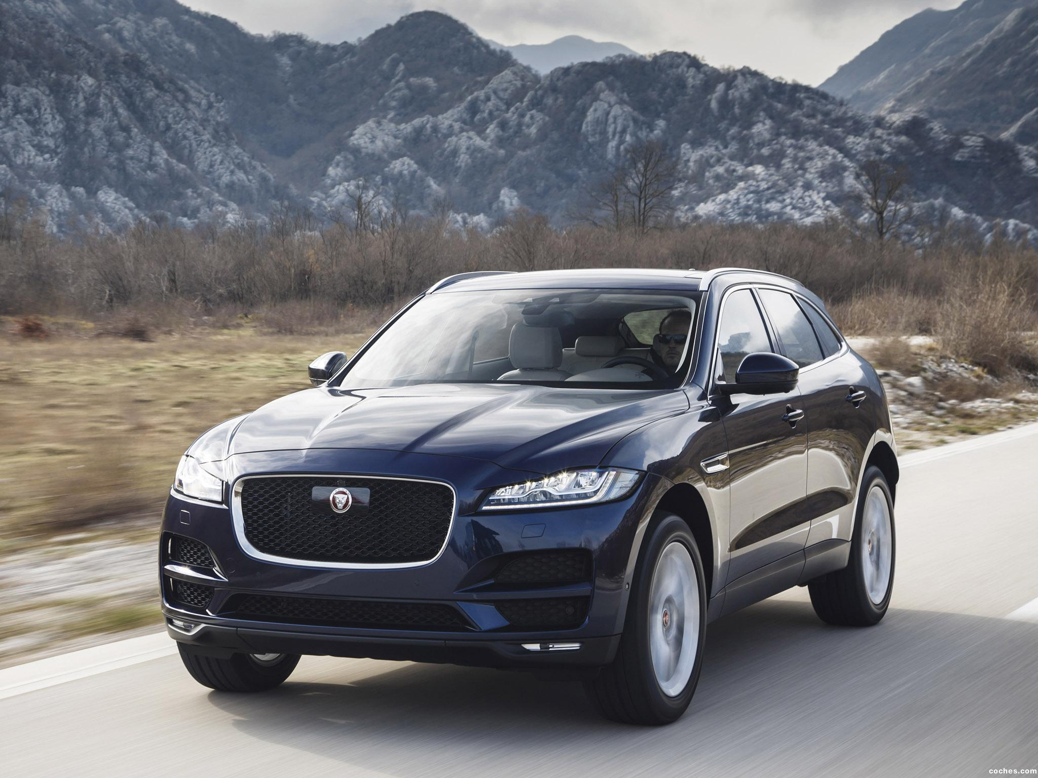 fotos de jaguar f pace portfolio 2016 foto 22. Black Bedroom Furniture Sets. Home Design Ideas