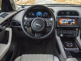 Ver foto 30 de Jaguar F-Pace Portfolio 2016