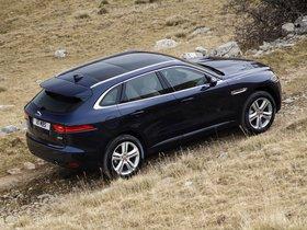 Ver foto 9 de Jaguar F-Pace Portfolio 2016