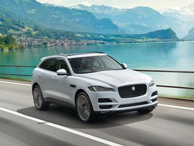 Ver foto 5 de Jaguar F-Pace Portfolio UK 2016