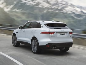 Ver foto 2 de Jaguar F-Pace Portfolio UK 2016