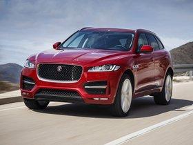 Fotos de Jaguar F-Pace R Sport 2016
