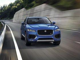 Ver foto 3 de Jaguar F-Pace S 2016