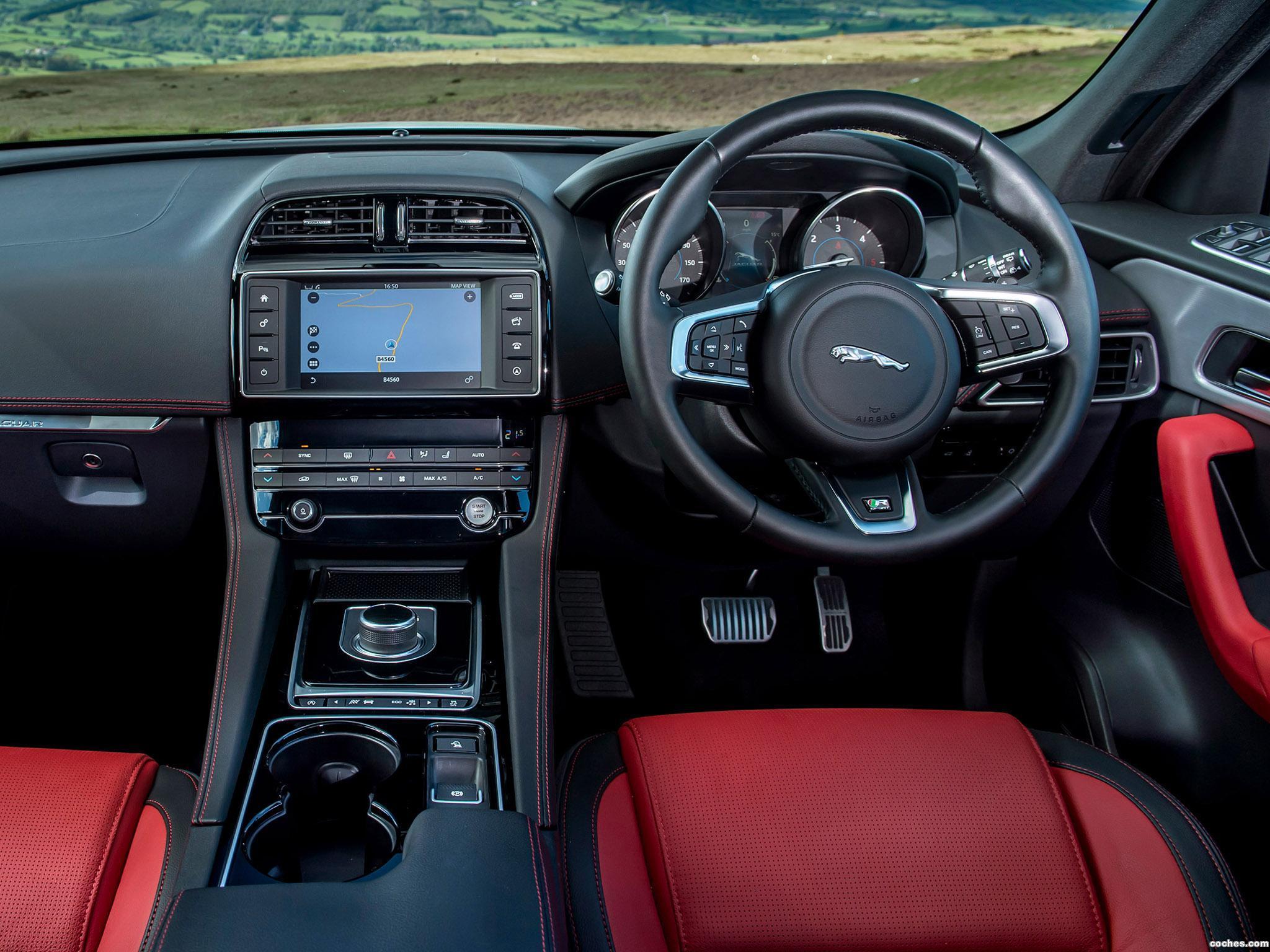 Foto 5 de Jaguar F-Pace S 30d AWD UK 2016