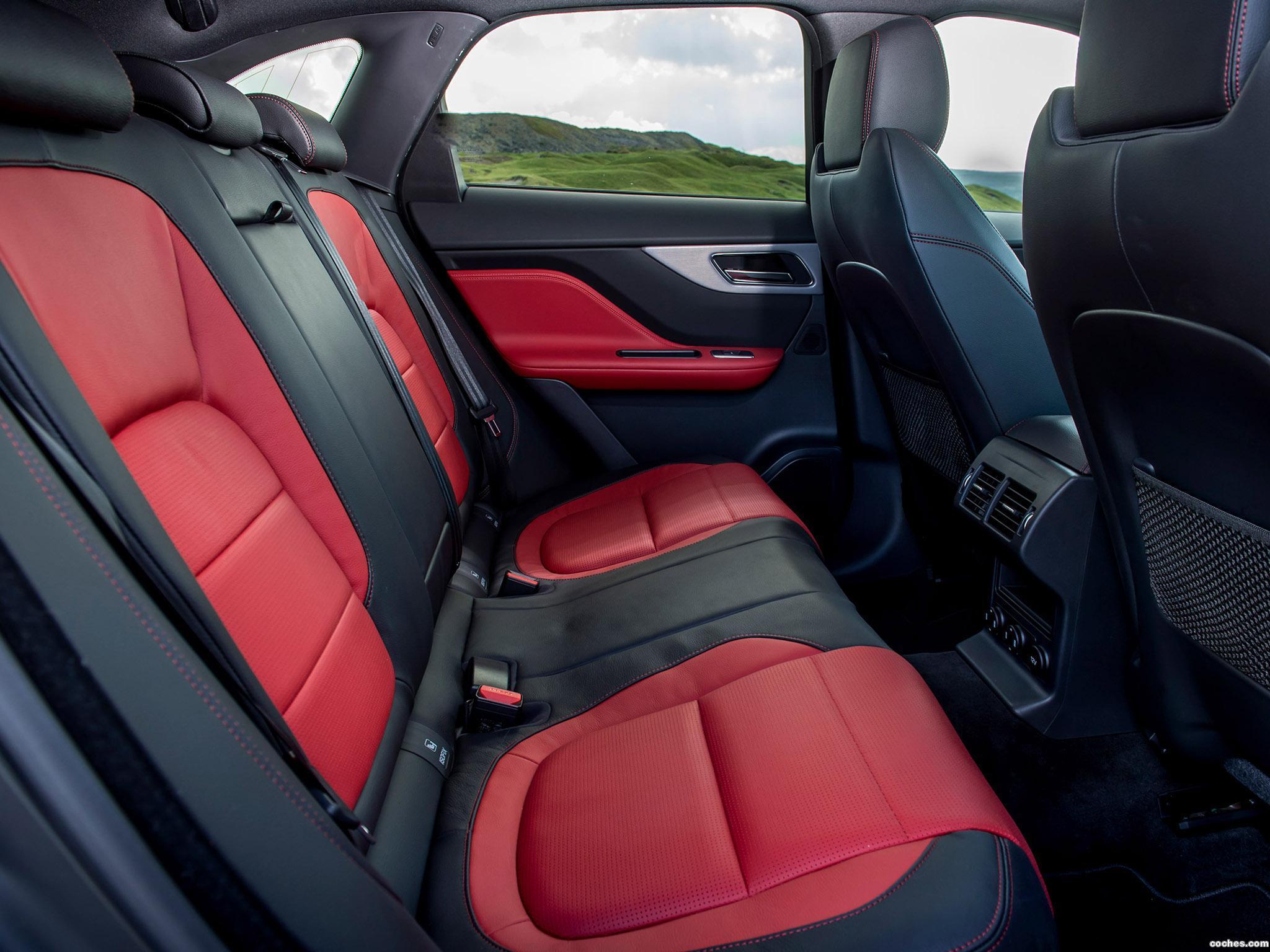 Foto 3 de Jaguar F-Pace S 30d AWD UK 2016