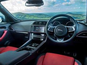 Ver foto 5 de Jaguar F-Pace S 30d AWD UK 2016