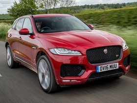 Fotos de Jaguar F-Pace S 30d AWD UK 2016