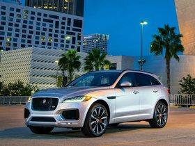 Ver foto 6 de Jaguar F-Pace S USA 2016