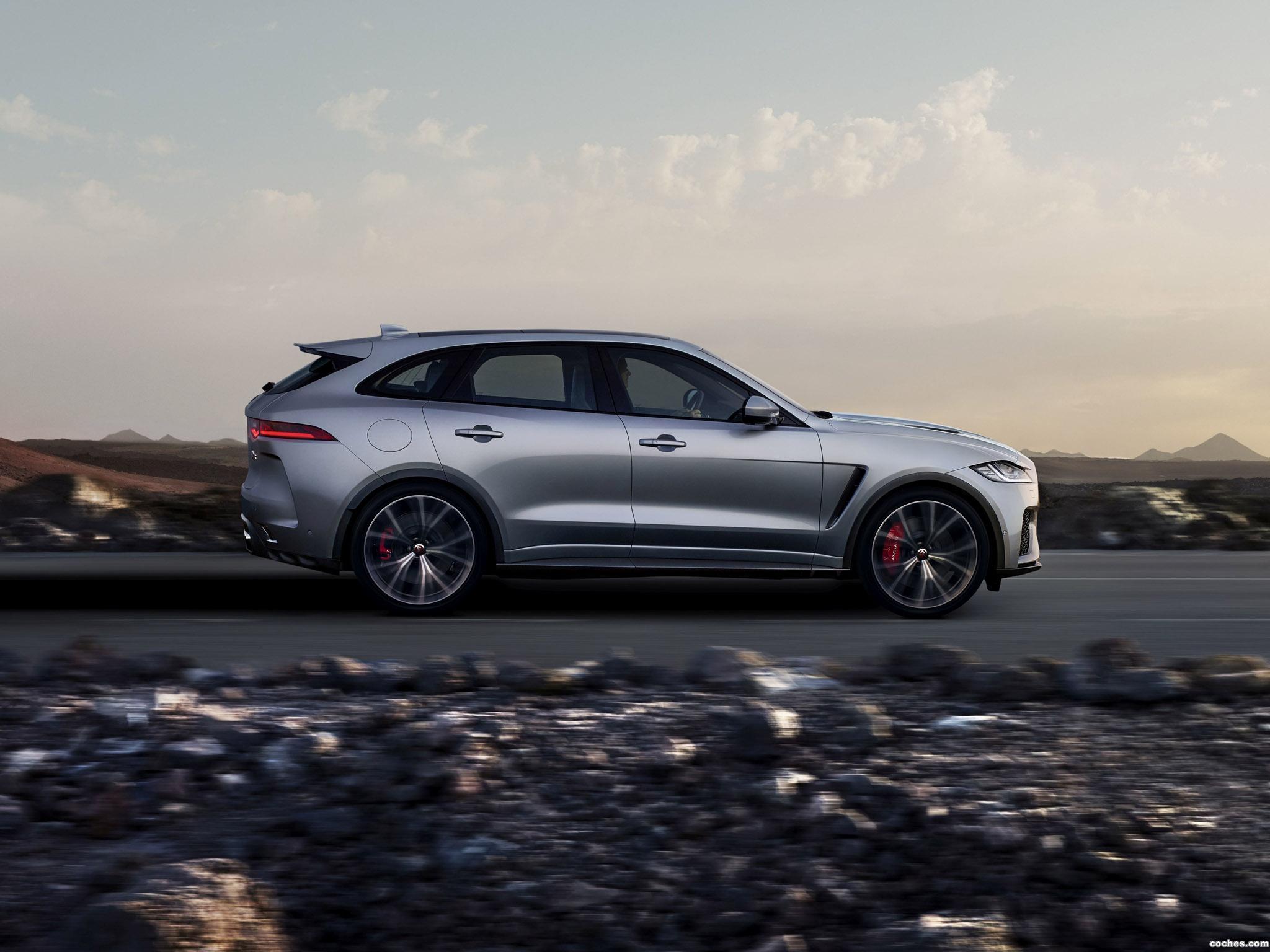 Foto 5 de Jaguar F-Pace SVR 2018