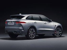 Ver foto 2 de Jaguar F-Pace SVR 2018
