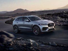 Ver foto 1 de Jaguar F-Pace SVR 2018