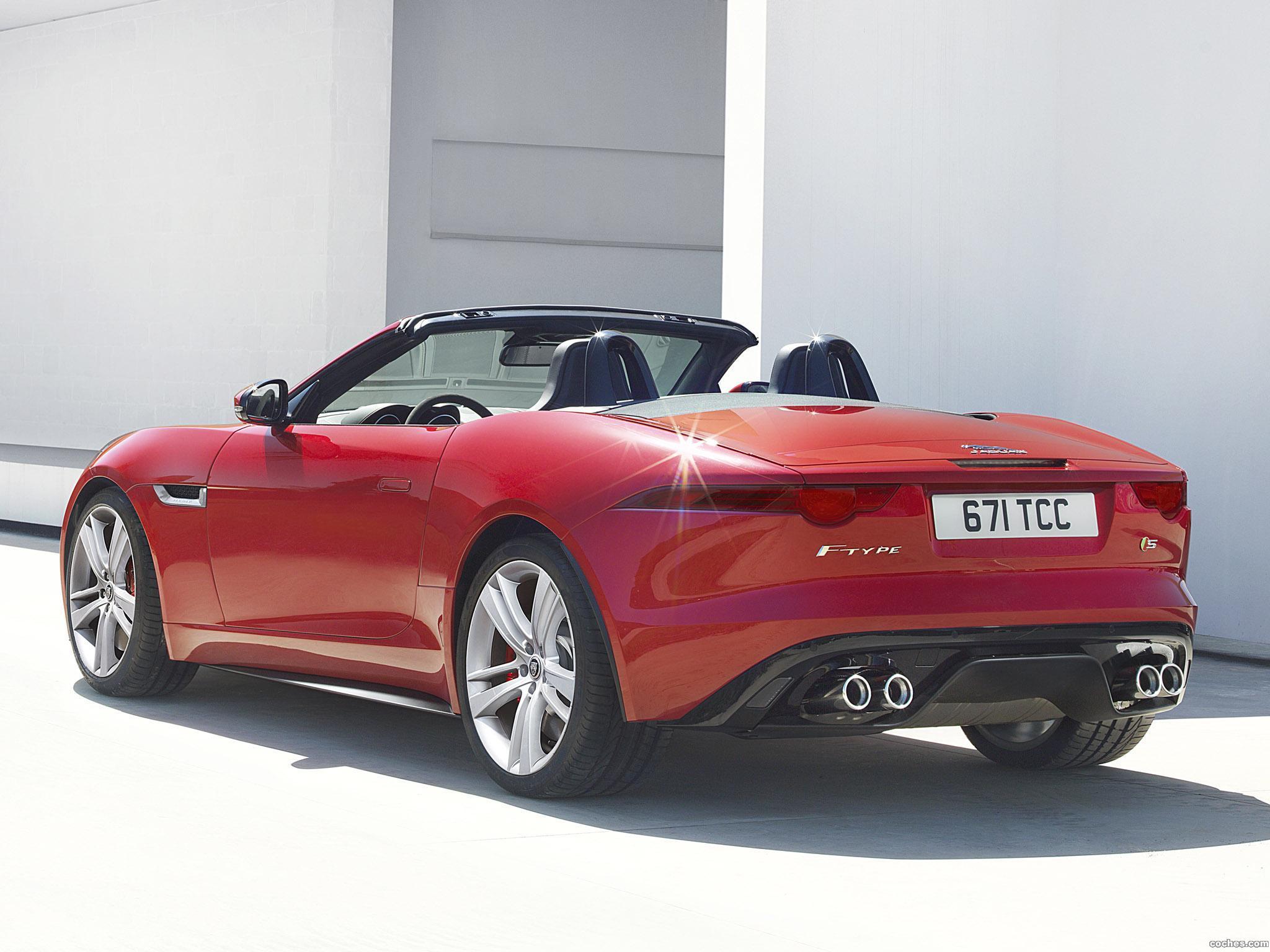 Foto 19 de Jaguar F-Type 2013