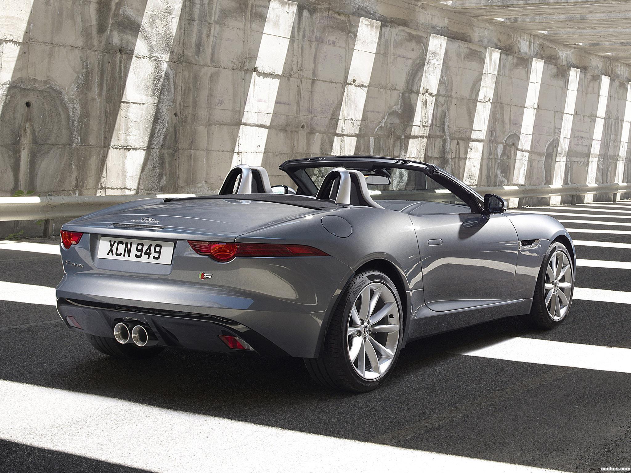 Foto 15 de Jaguar F-Type 2013