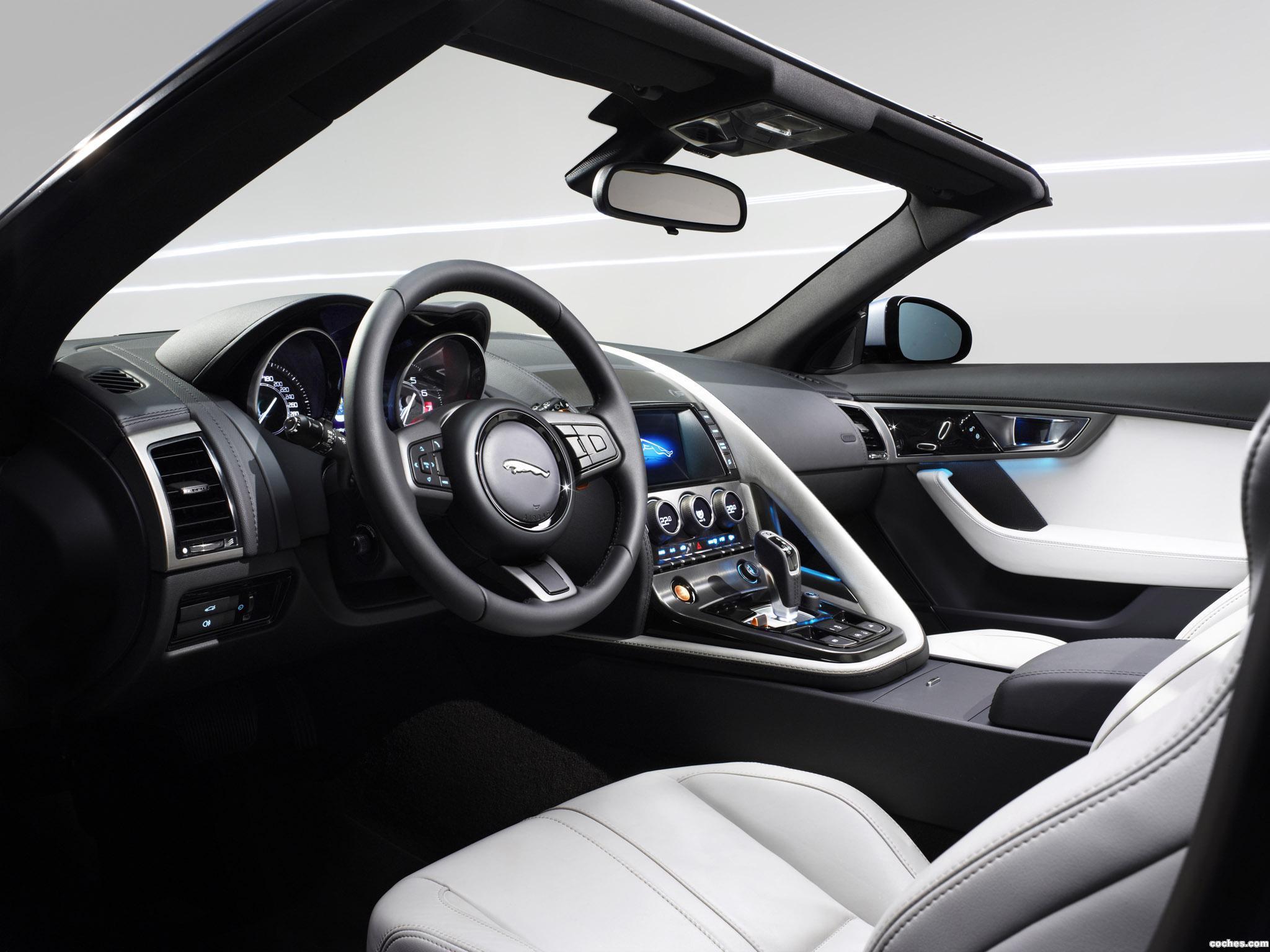 Foto 27 de Jaguar F-Type 2013