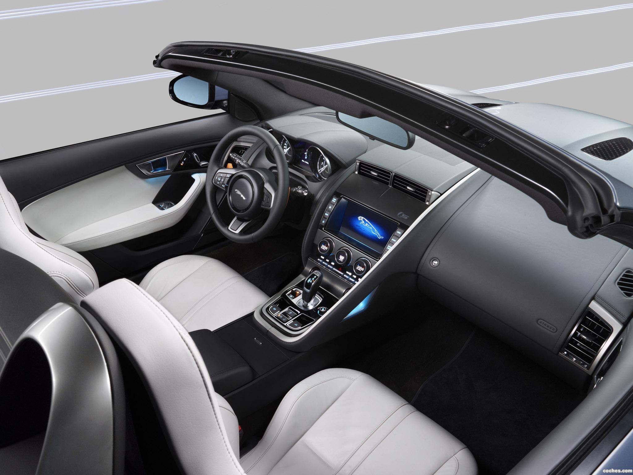 Foto 25 de Jaguar F-Type 2013