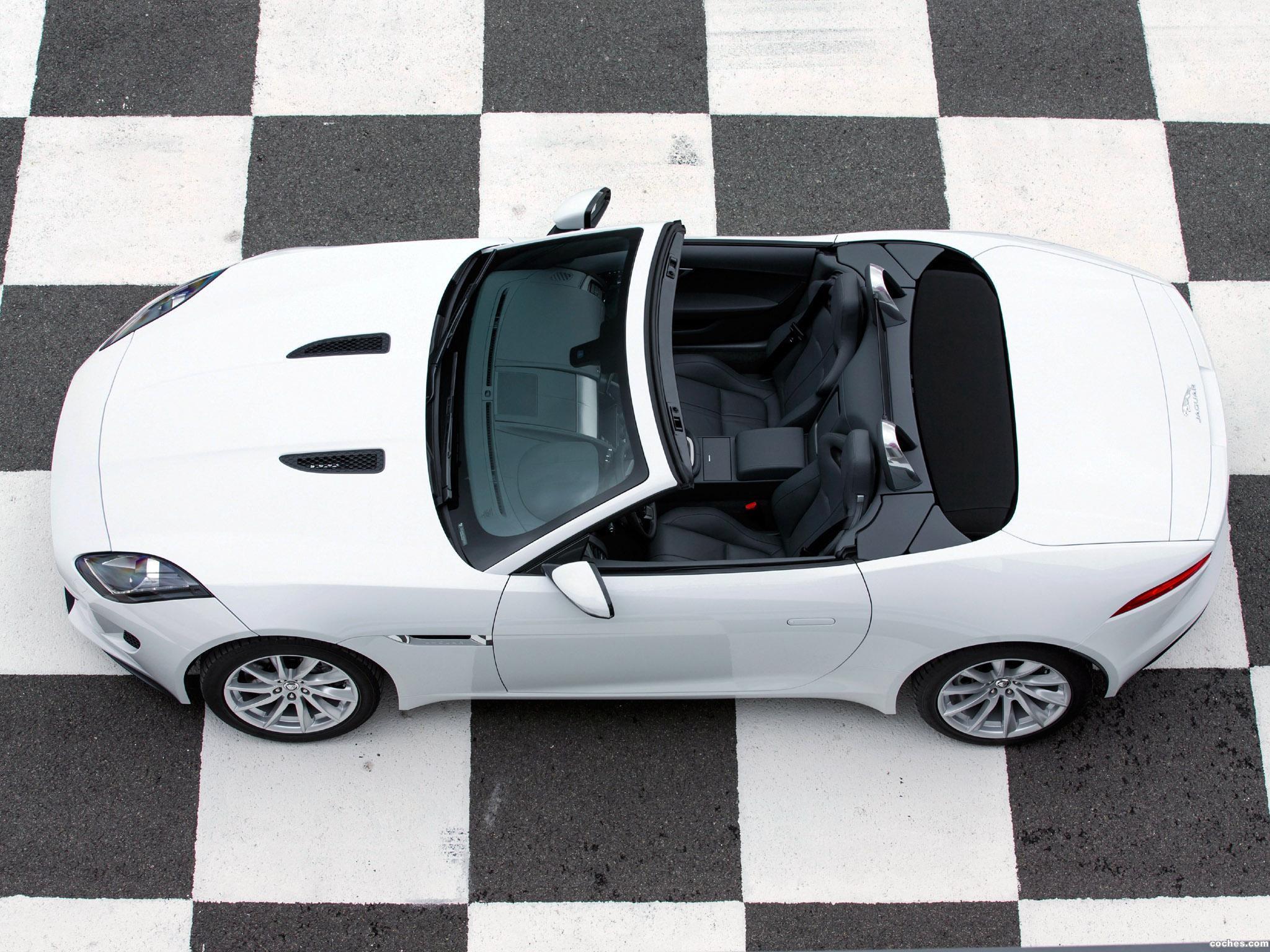 Foto 39 de Jaguar F-Type 2013