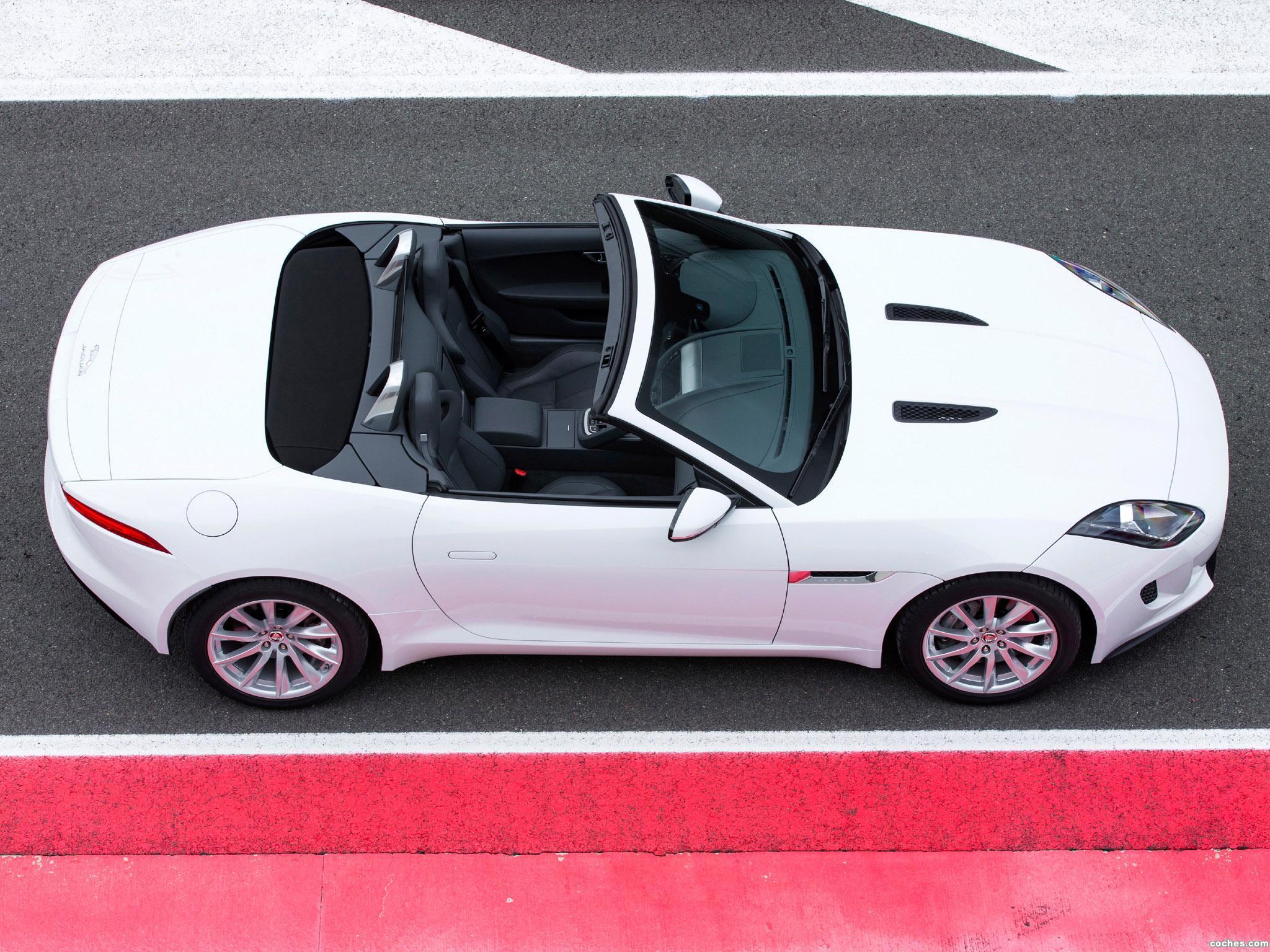 Foto 38 de Jaguar F-Type 2013