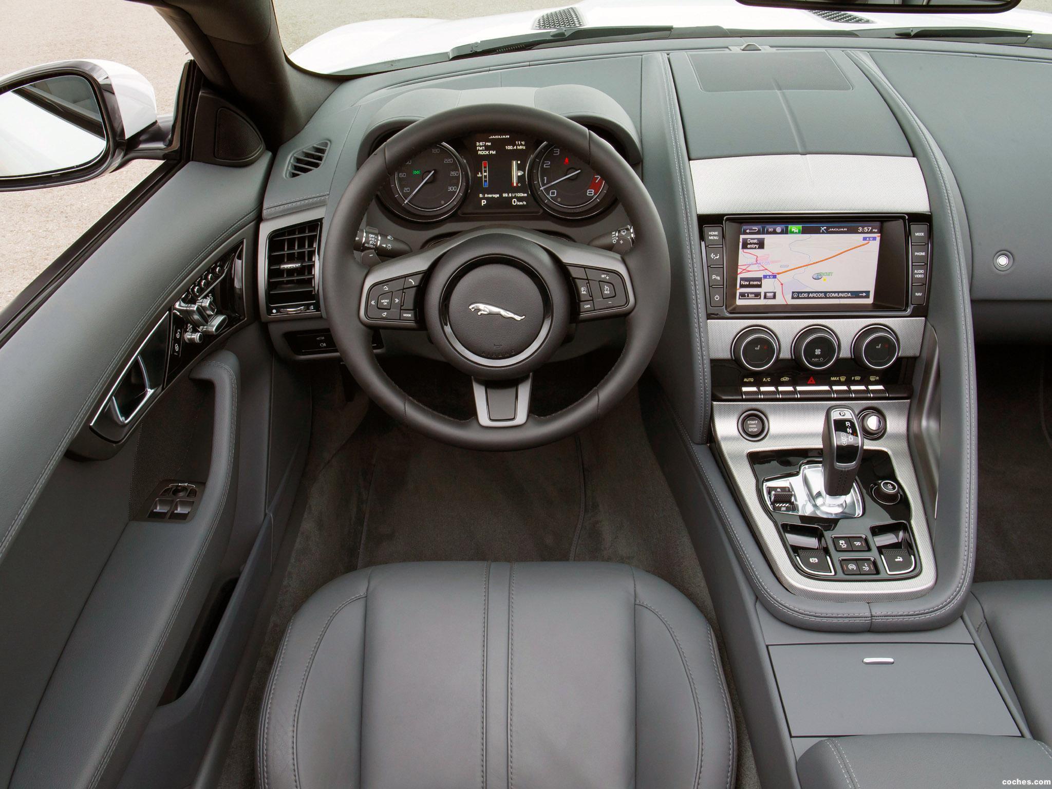 Foto 49 de Jaguar F-Type 2013