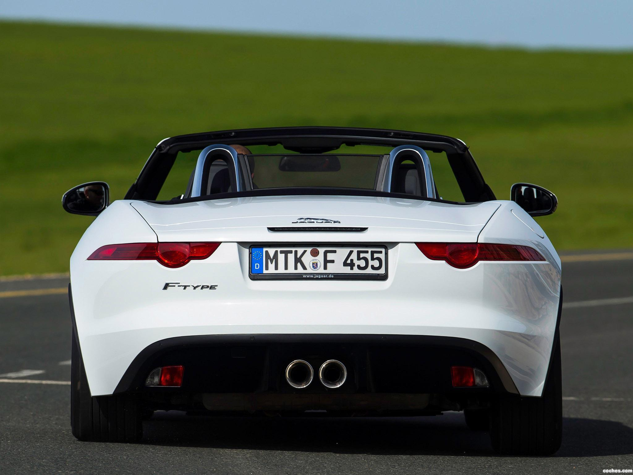 Foto 44 de Jaguar F-Type 2013