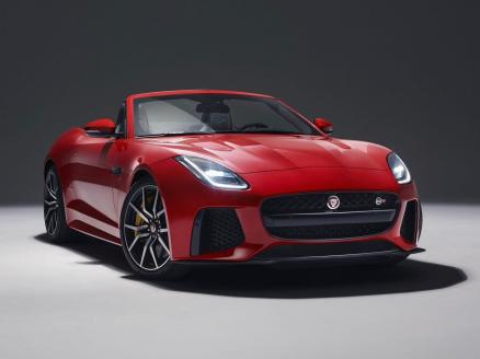 Jaguar F-Type Convertible 2.0 I4 Aut. 300