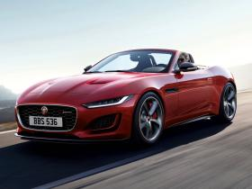 Fotos de Jaguar F-Type Convertible AWD R-Dynamic 2020