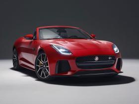 Fotos de Jaguar F-Type Convertible