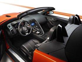 Ver foto 6 de Jaguar F-Type Firesand 2013