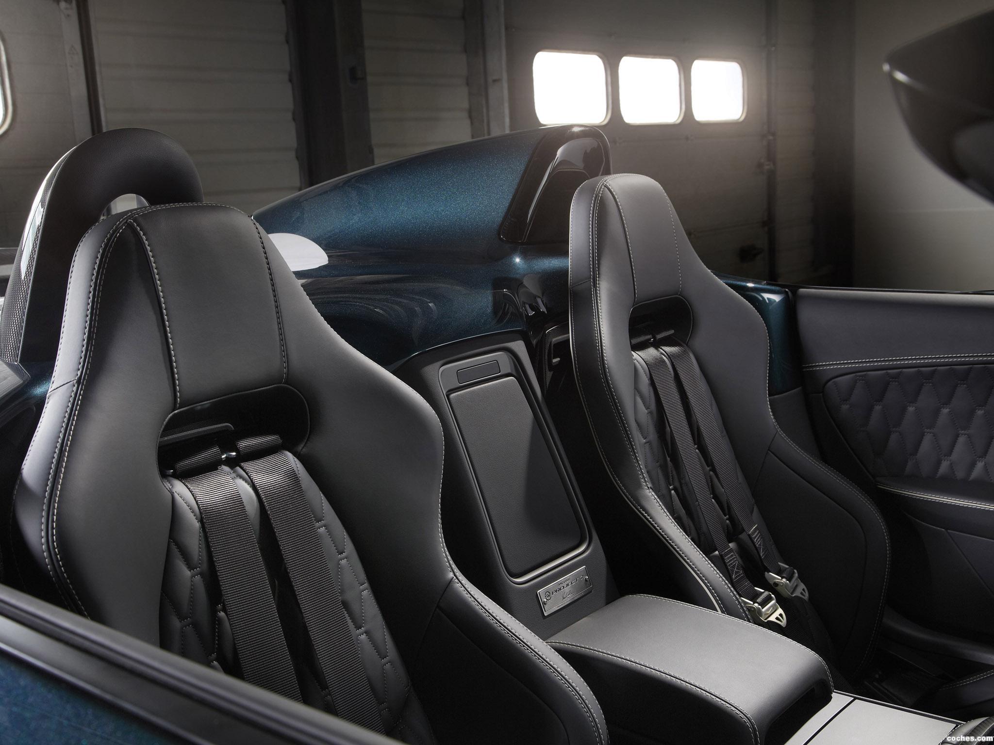 Foto 17 de Jaguar F-Type Project 7 2014