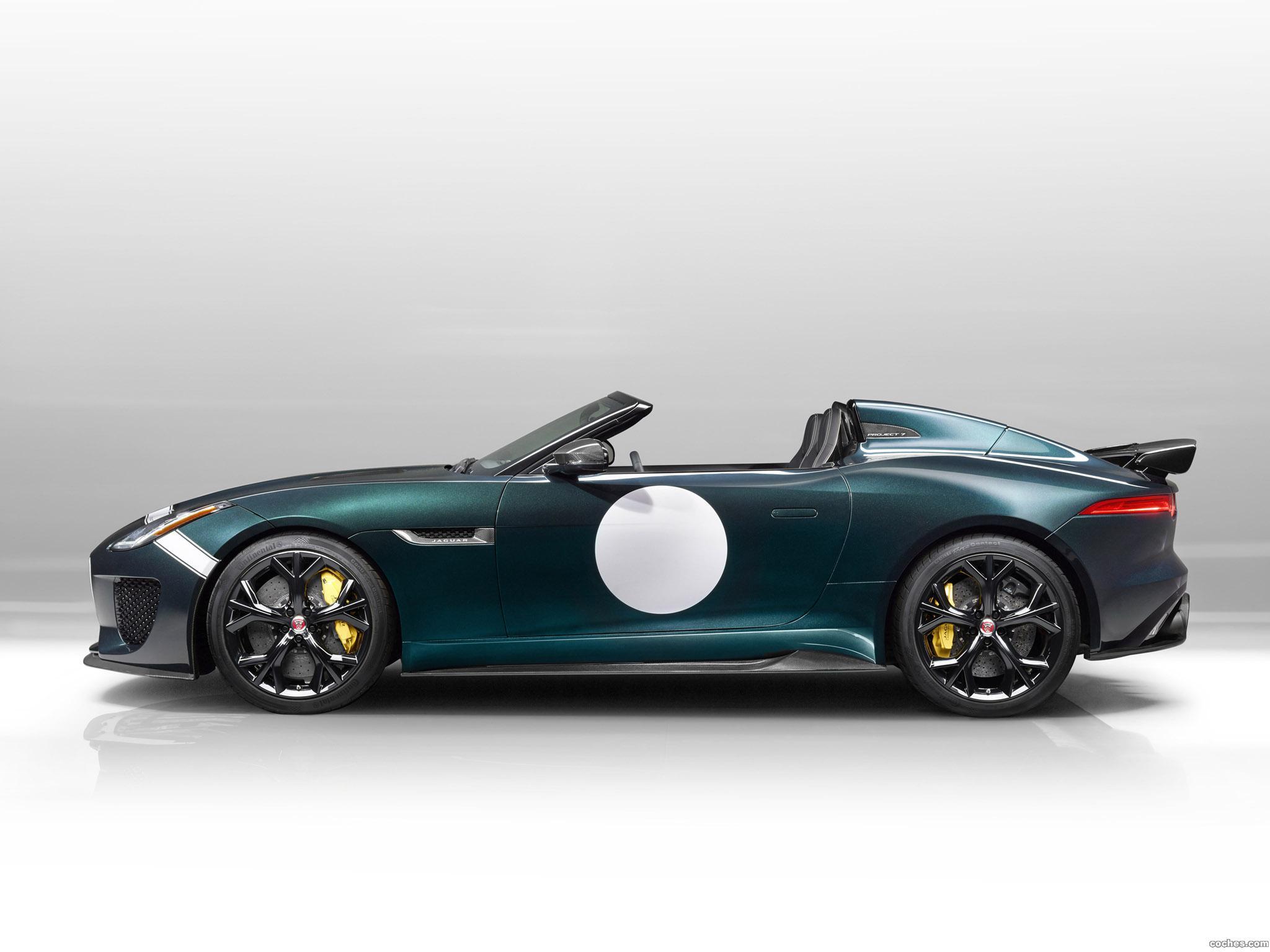 Foto 6 de Jaguar F-Type Project 7 2014