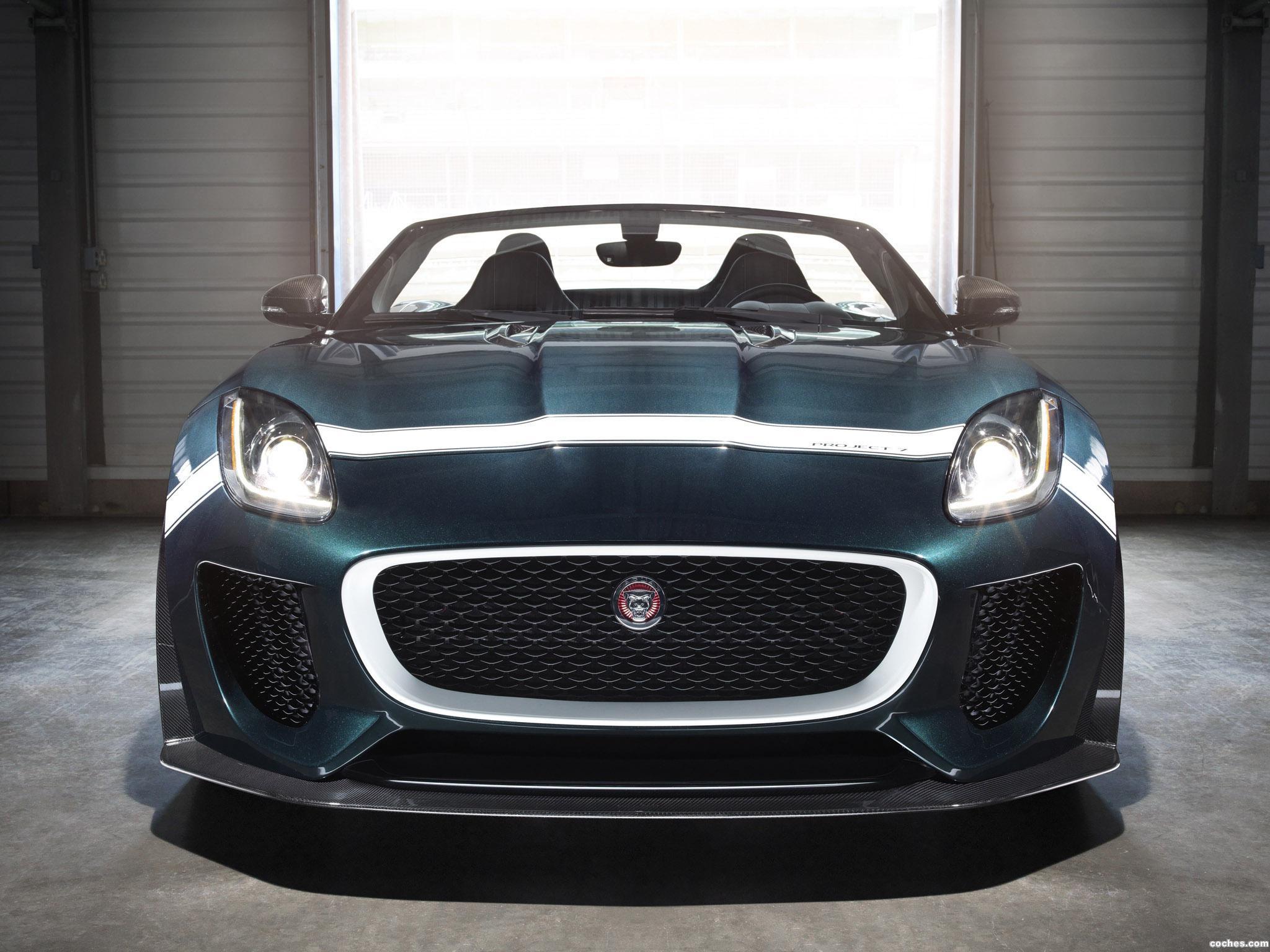 Foto 5 de Jaguar F-Type Project 7 2014