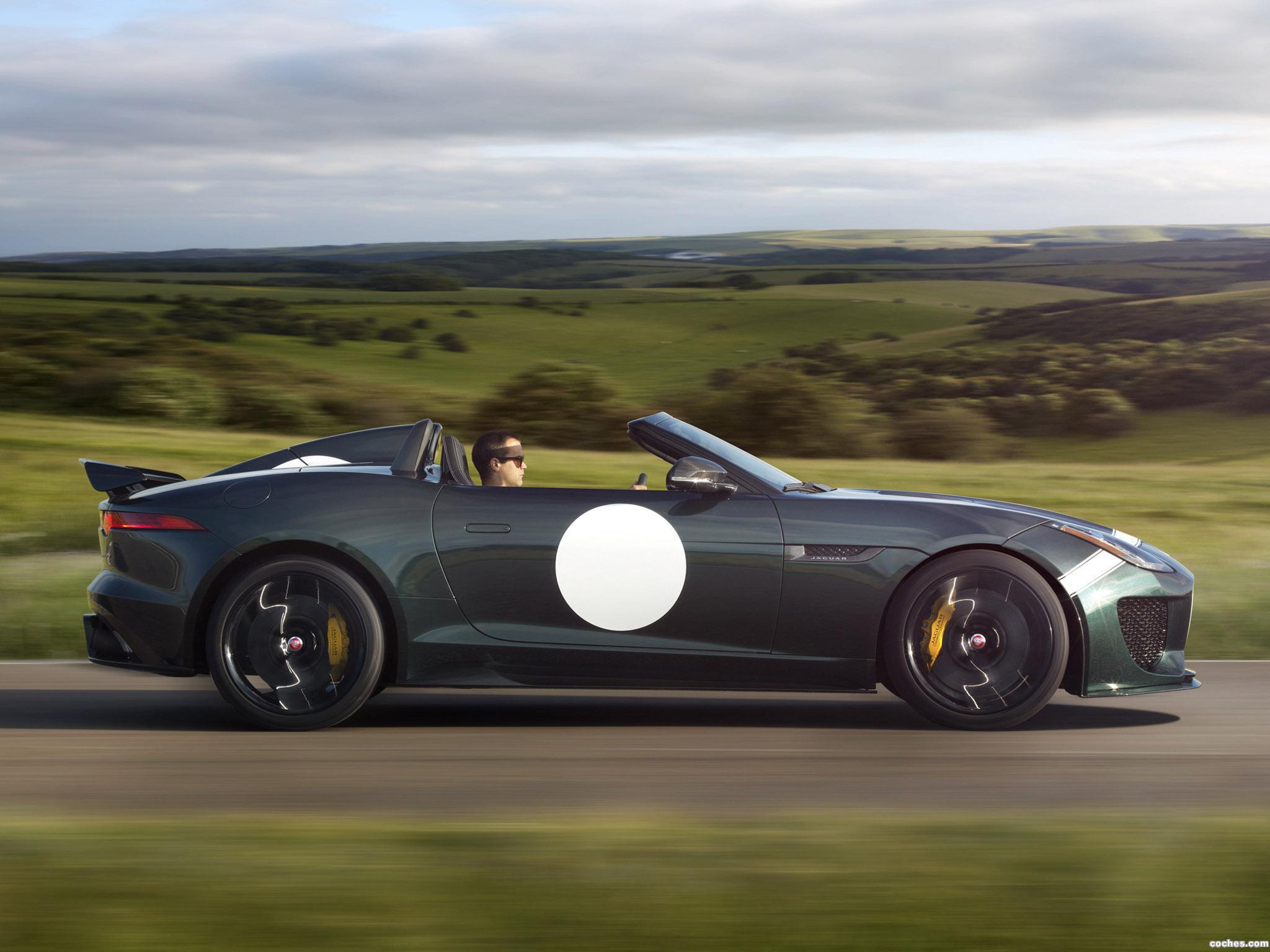 Foto 1 de Jaguar F-Type Project 7 2014
