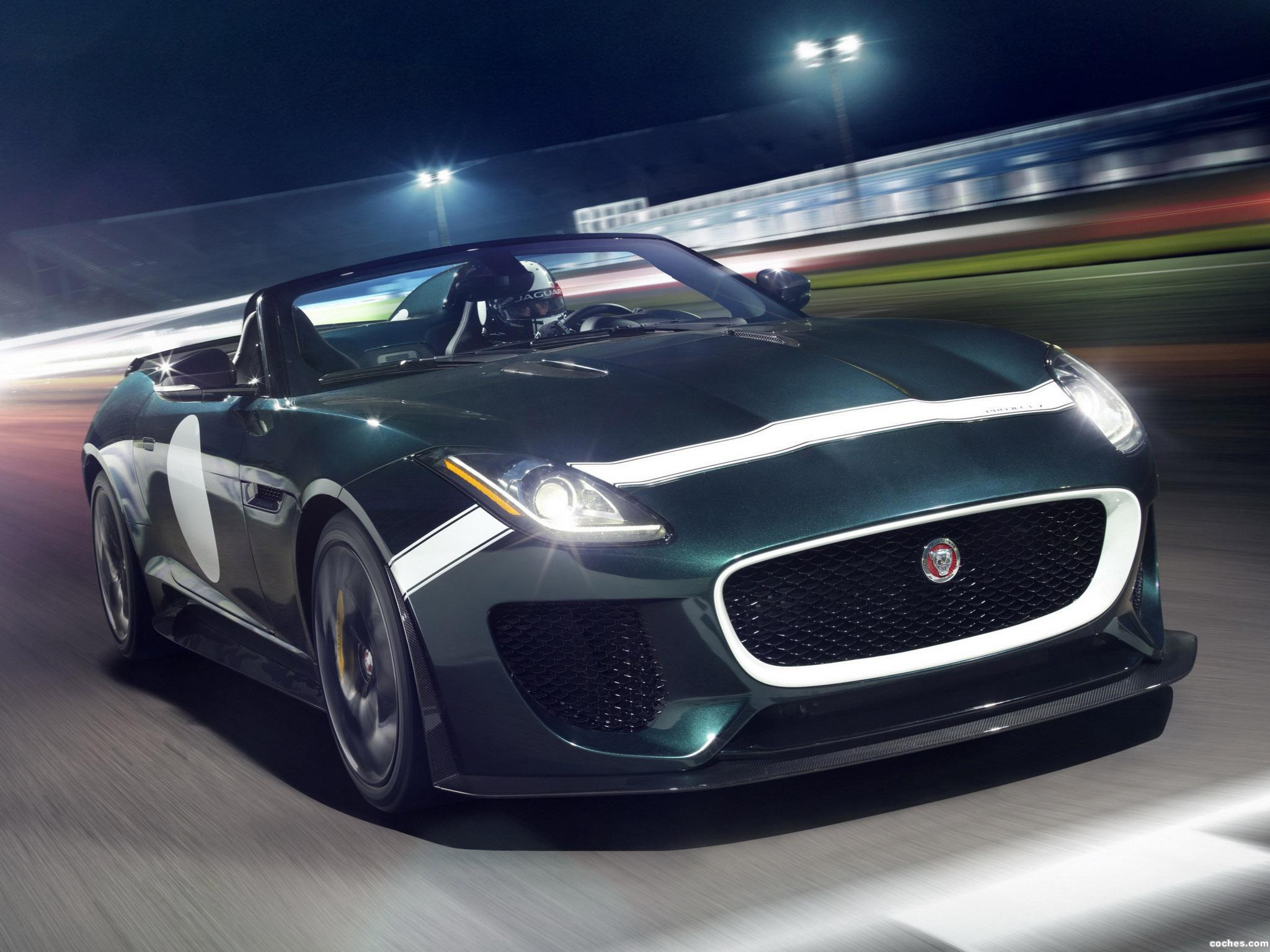 Foto 0 de Jaguar F-Type Project 7 2014